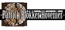 Patrick Blokker Hovenieren Logo